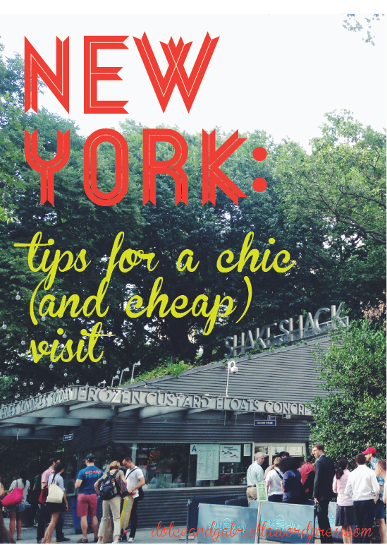 new york tips